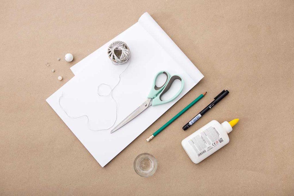 Zrób papierowego pajacyka nachoinkę