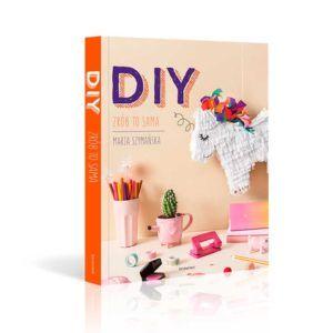 Książka - DIY Zrób to Sama!