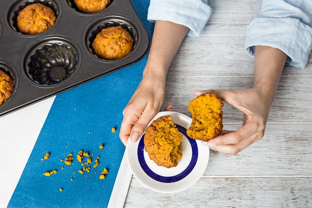 Upiecz dyniowe muffinki