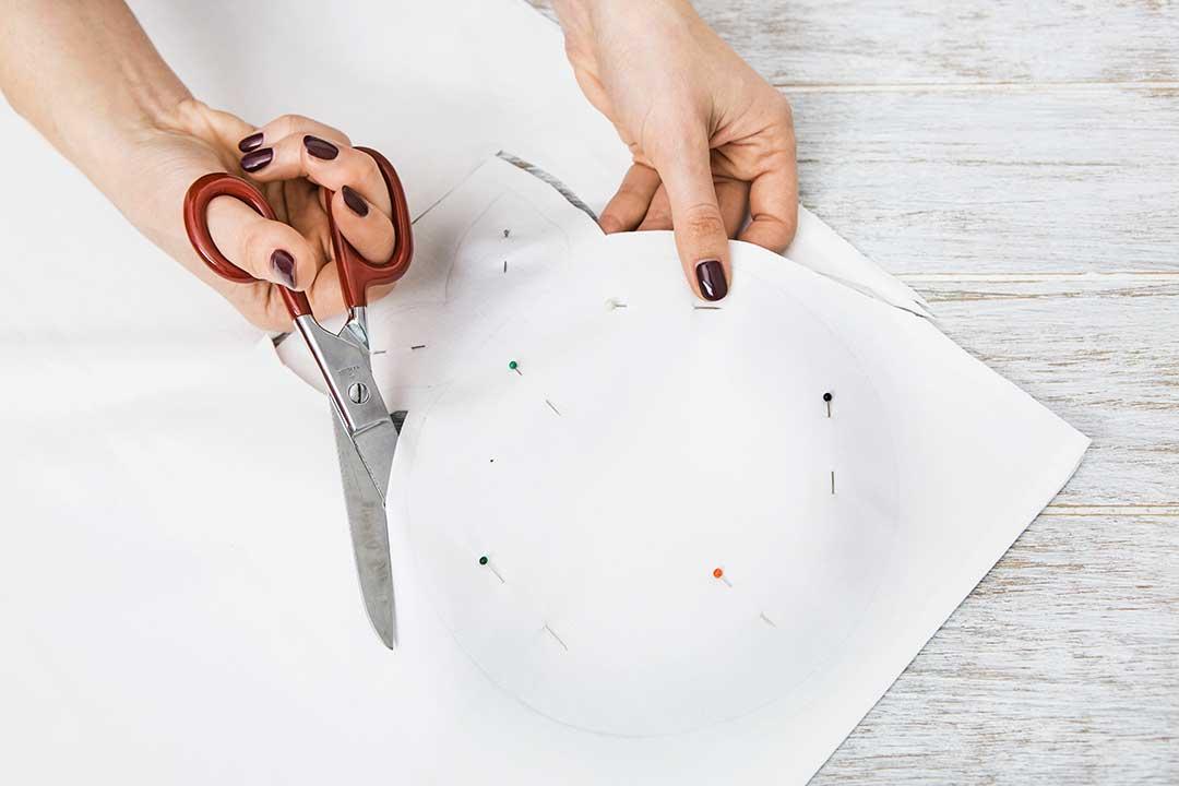 Uszyj termofor wkształcie rybki zwypełnieniem zryżu