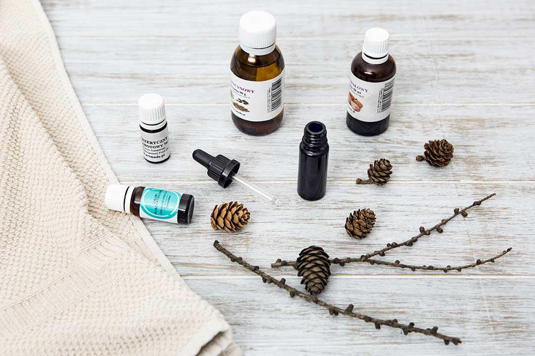 Przygotuj pielęgnacyjny olejek dobrody