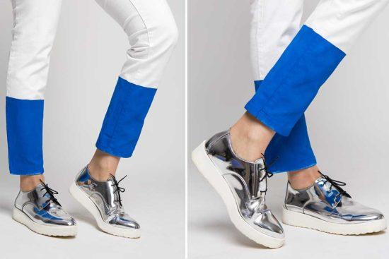 Umaluj nogawki spodni