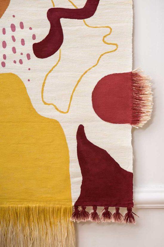Żyj pięknie - Ozdób podkładkę na stół farbami Chalk Paint™ od Annie Sloan