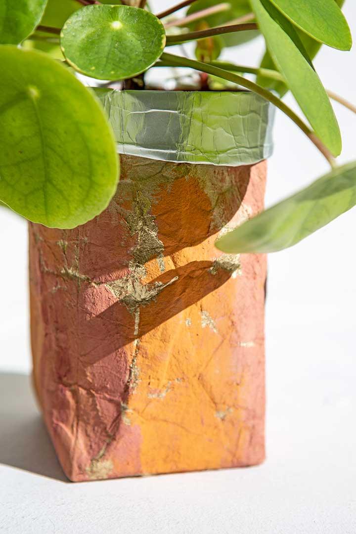Żyj pięknie - Zrób wodoodporne osłonki nadoniczki zkartonu posoku