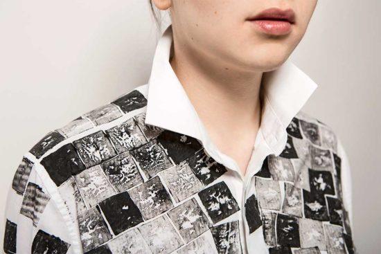 Żyj pięknie - Ozdób koszulę stemplem z ziemniaka