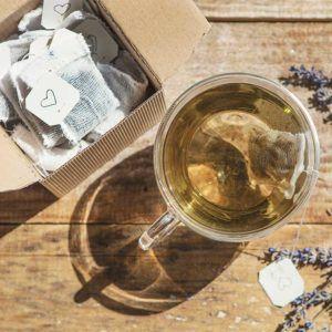 Żyj pięknie - Przygotuj herbatę z lawendy, rozmarynu i melisy
