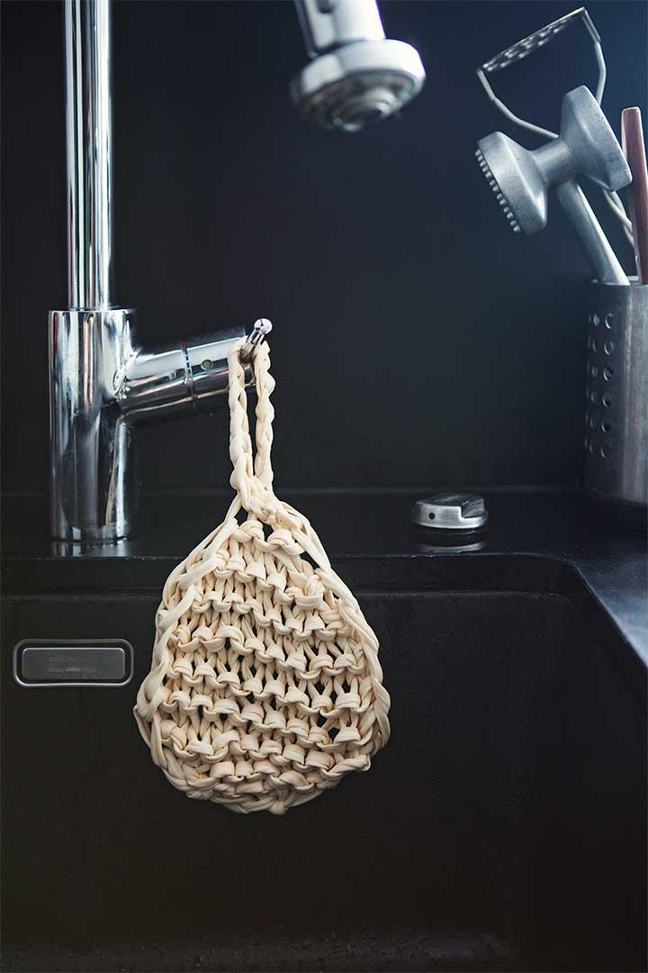 Żyj pięknie - Zrób nadrutach ekologiczny zmywak