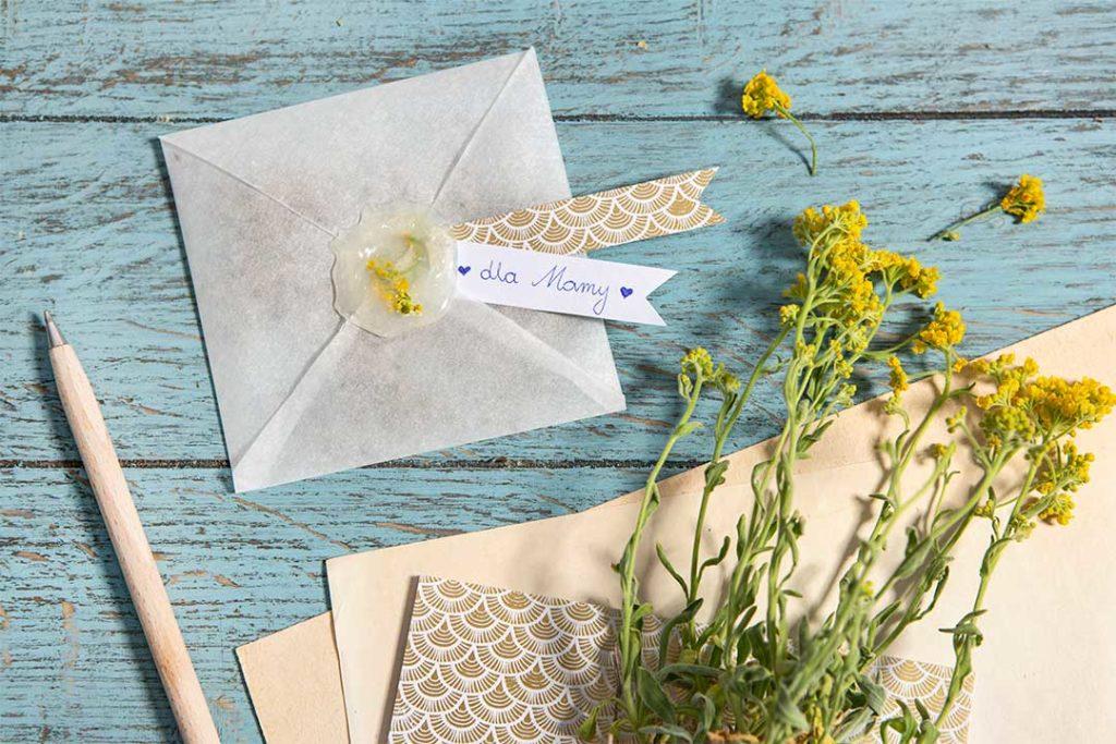 Żyj pięknie - Pakiet znasionami naprezent