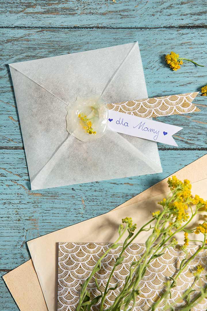 Żyj pięknie - Pakiet z nasionami na prezent
