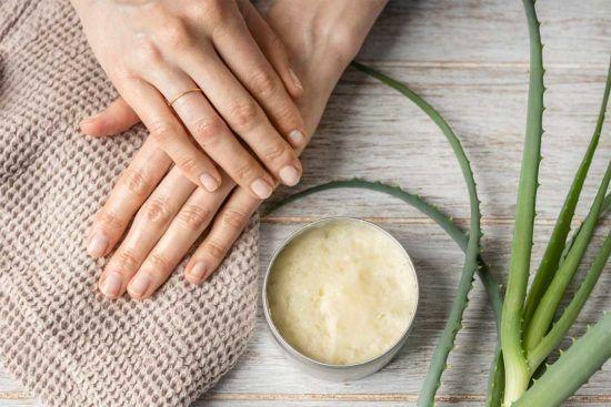 Żyj pięknie - Aloesowy balsam po opalaniu