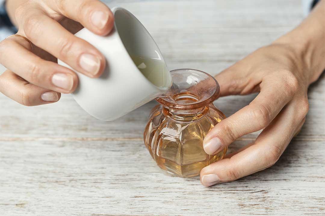 Żyj pięknie - Naturalny dyfuzor zapachowy dodomu